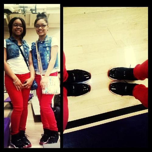 Ivori & I For Twin Day Looking Crute ❤