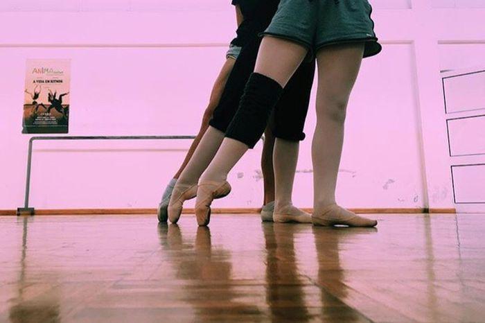 Ballet Practicing Exercising Dancer Ballet Dancer TCPM EyeEmNewHere