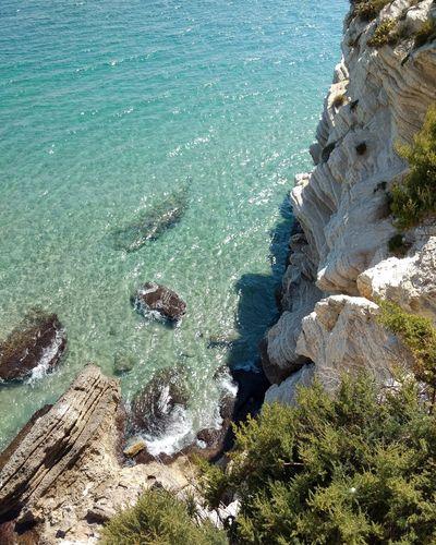 Benidorm España Spring Water Sea Nature
