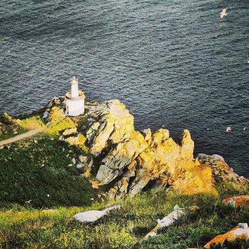 Faro Montana Mar Vigo, Galicia (España) #vigo #galicia #pontevedra #spain #españa