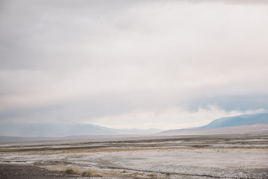 Arid Climate Arid Landscape Beauty In Nature Cloud - Sky Day Death Valley Death Valley National Park Desert Desert Landscape Mountain Nature No People Outdoors Salt Salt - Mineral Salt Flat Salt Lake Scenics Sky Storm Tranquil Scene Tranquility Water