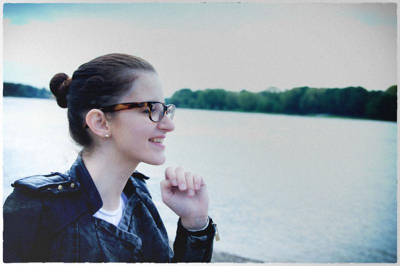 Rhine Chilling #river #landscape #photography #nature  2013 Journey