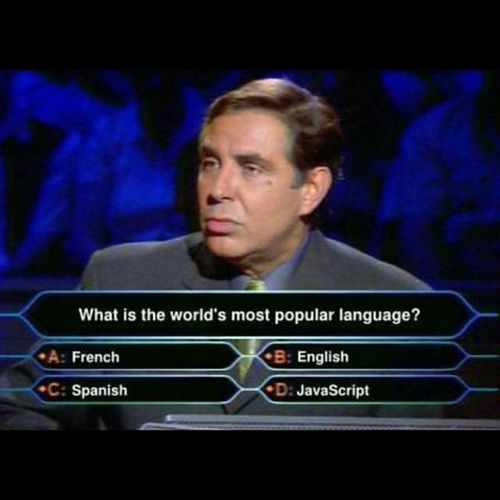 Önüne gelen Devoleper you no write tests Java Javascript KOD
