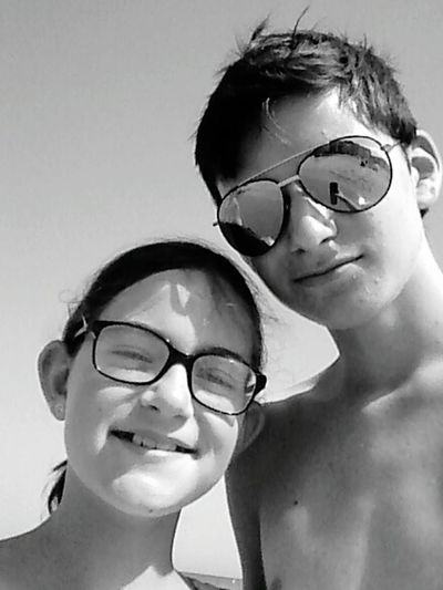 Playa #beach With Sister That's Me Relaxing