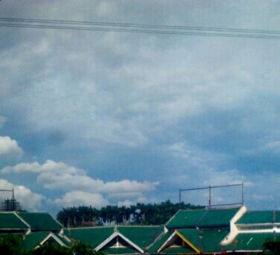 Cloudy Bintaro