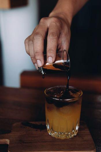 Orange coffee Preeyaporn Songbanphot Coffee Coffee Time Coffee - Drink Coffee ☕ Coffeelover Coffeeaddict Coffee Art Coffeelovers Coffeeholic