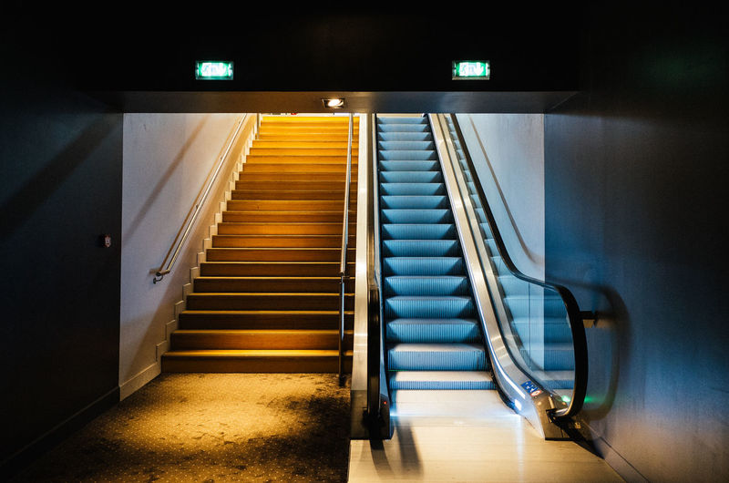 Un moment. Abstract Photography Architecture French Architecture Urban Geometry Architecture Day Hand Rail Illuminated Indoors  No People Staircase Steps Steps And Staircases Surrealism Surrealist Art Urban Abstraction