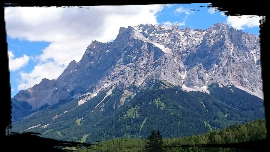 Die Zugspitze! Freelance Life