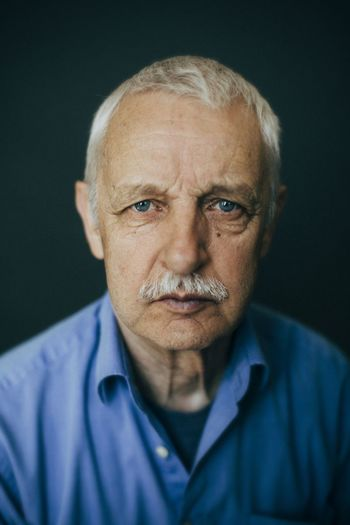 senior adult looking into the camera Aging Aging In Style Aging Process Black Background Close-up Front View Headshot Indoors  Looking At Camera Mature Adult Mature Men Old One Man Only One Person People Portrait Real People Senior Senior Adult Senior Men Studio Shot Fresh On Market 2017 The Portraitist - 2018 EyeEm Awards