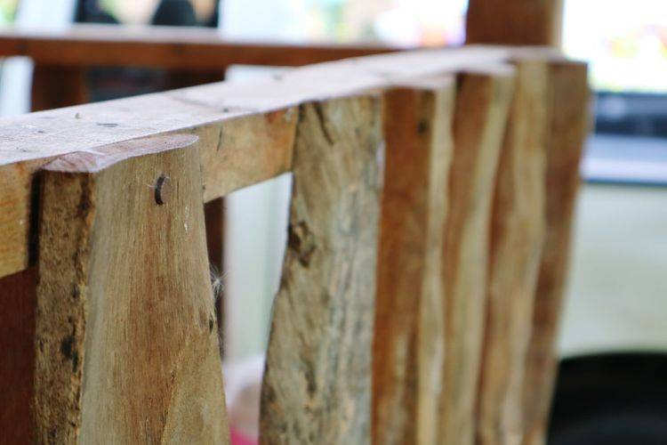 Day Wood - Material No People Close-up Outdoors Wooden Log Peace And Quiet EyeEmNewHere The Week On EyeEm Nature Nail Wooden Fence Spot Focus Log Dry Wood Log Fence Barrier Houses