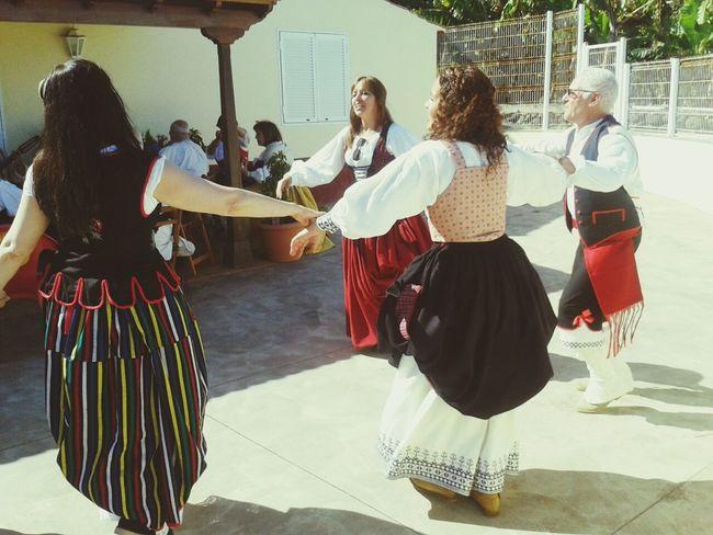 Romeria Bajadadelavirgen LaPalma Tradiciones