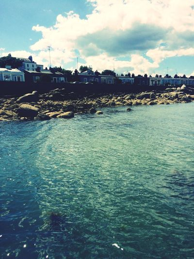 Being A Beach Bum Seashore Summer Sea And Sky
