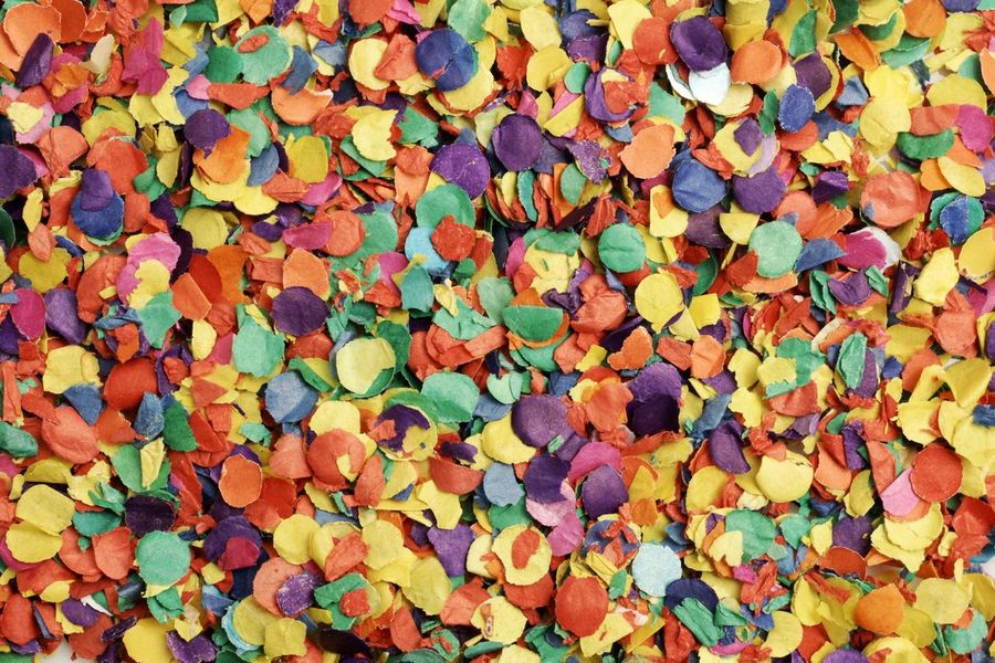 confetti background Party Background Nobody Party Confetti Full Frame Backgrounds Day No People Multi Colored Autumn Leaf High Angle View Abundance Close-up Textured