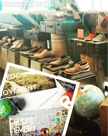 ROCKPORT SS2016 preview Rockporthk Rockport Shoes Pressday SS16 Ss2016 Mydailyadventure