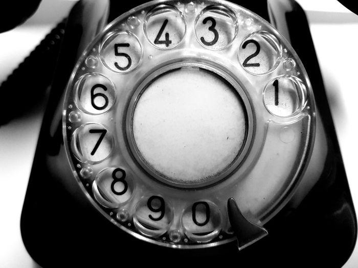 old Retro Old-fashioned Retro Styled Telephone Rotary Phone Connection Communication Landline Phone Antique Technology EyeEmNewHere Phone Cord Historic Analog The Past Nostalgia Civilization Vintage Telephone Line