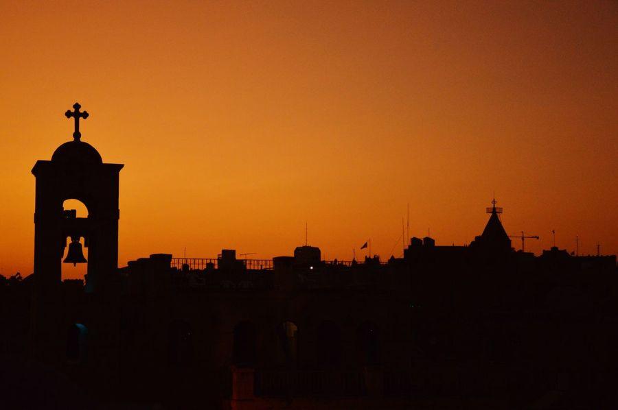 Silhouette Jerusalem Israel Wanderlust Ontheroad Holyland Sunset Travel Photography First Eyeem Photo