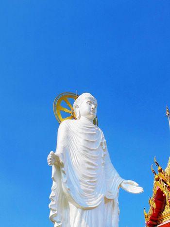 Buddhism Buddha Dhamma Peace Thailand White