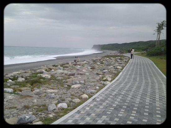 Coast 七星潭