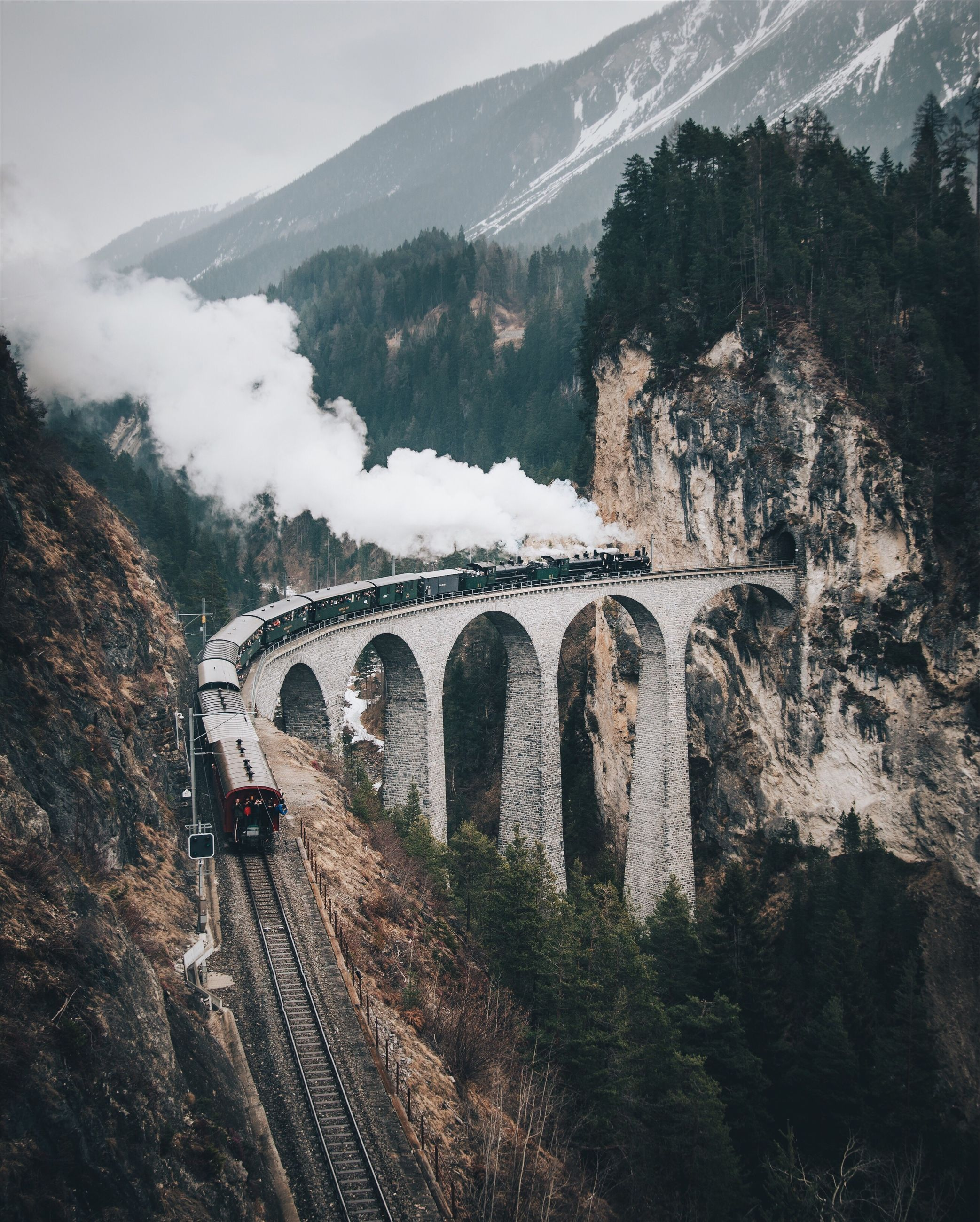 built structure, arch, nature, architecture, bridge - man made structure, outdoors, no people, beauty in nature, connection, day, motion, tree, water, scenics, sky