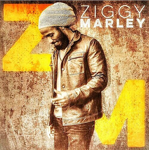 Legendary Jahlove RASTA Ziggymarley New Album Album Cover Peace ✌ Dreadlocks Son Of The King Beautiful Music One Love One People