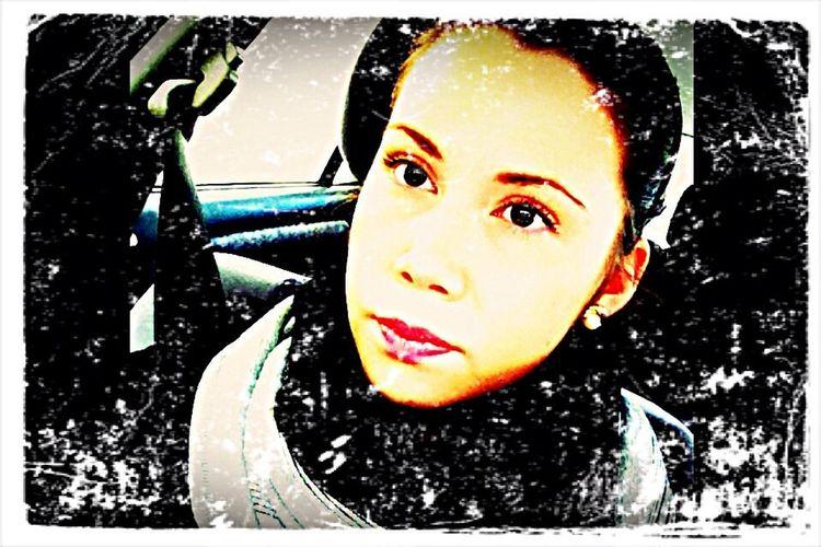 ThatsMe Waiting ... OnTheCar Editpic Whenihavetoomuchtimeinmyhands :() :)
