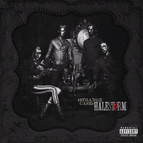 I love this band Halestorm
