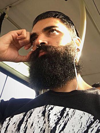 That's Me Hi! Hello World Buslife