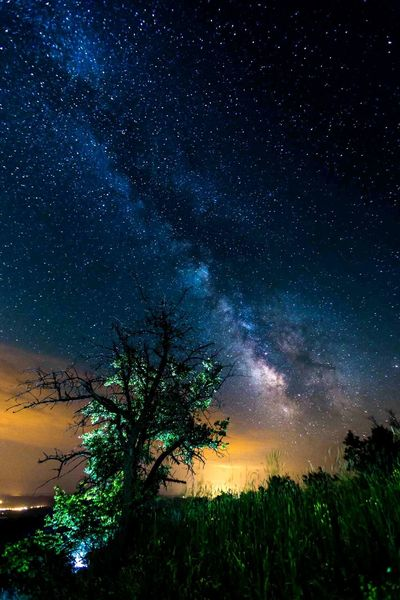 The MilkyWay Galaxy season is oficially open...the image is just an hour old!!! Milkyway Galaxy Under The Milky Way Nightphotography Night Stars Nature Outdoors Creative Light And Shadow Summer Views www.pandevonium.com Landscapes With WhiteWall