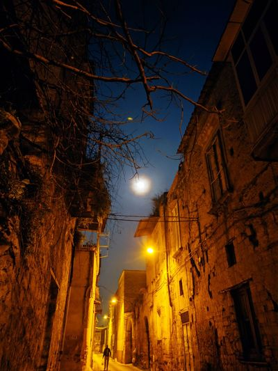 moon shine City