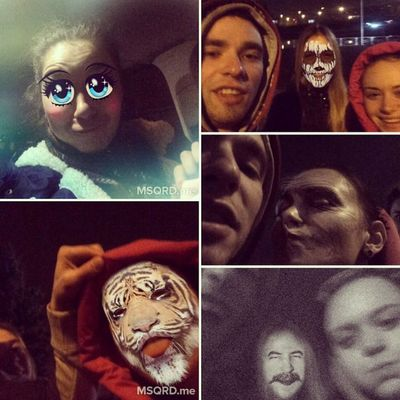 Msqrd Selfy селфи ржака дослез сходимСума калининград Kaliningrad_people