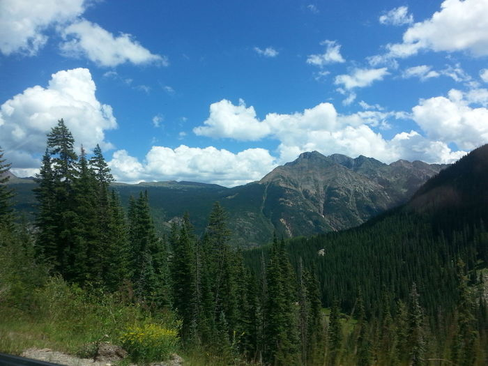 Road to Durango Landscape #Nature #photography Enjoying Life Rocky Mountains