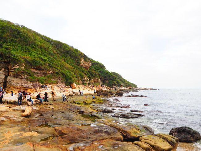 Sea Rock - Object Nature Beach Landscape Outdoors Taiwan