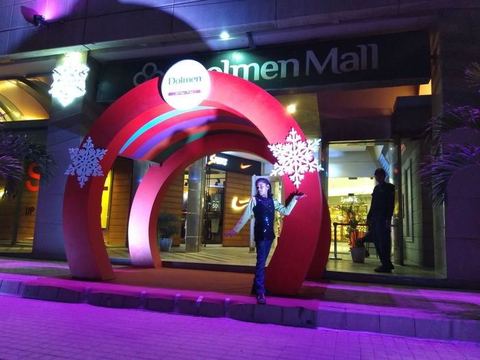 Winter Festival Karachi Karachi Mart WinterSales Dolmenmall Karachiwinter Winterfestival Karachinite Text Store Retail  City Illuminated Neon Day