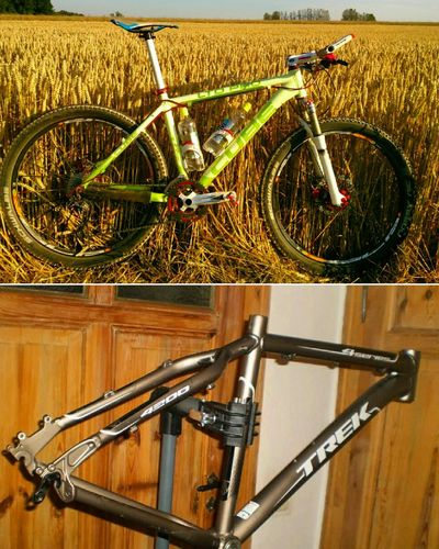 on top, my dearest cube, was stolen and my heart was broken 😭 it was a self build bike. But i will come back in the mtb life and starting a new project, step by step 😊 Cubebikes MTB Cycling Mountainbike Bike
