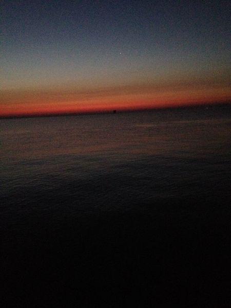 Sunrise Alba Mare Landscape