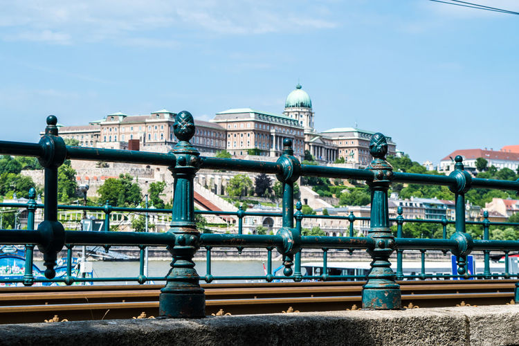 Budapest, Hungary Architecture Budapest Castle Hill Building Exterior Built Structure City Outdoors River Sky Tourism Travel