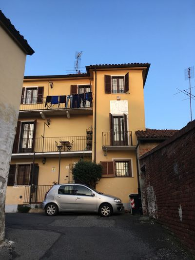 Italy Building Exterior Architecture Built Structure Street House