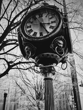 ⌛️ Clock Time Low Angle View Day No People Clock Face Outdoors Minute Hand Close-up Roman Numeral Hour Hand