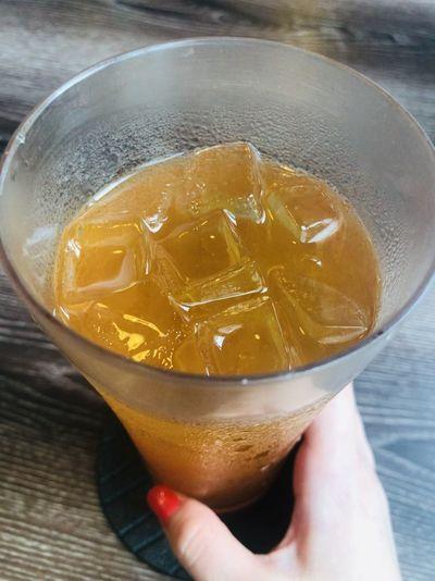 Lemon Tea Cold