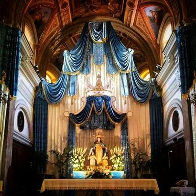 Scafati Madonnadellevergini Tradizione Chiesa