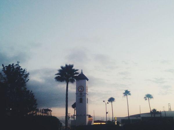 Riviera Ensenada Nightphotography Cloud - Sky Outdoors No People Nature