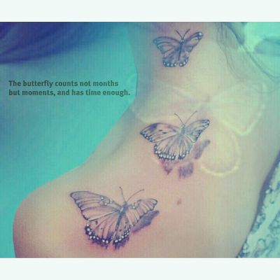 """""""The butterfly counts not months but the moments and have time enough""""? 劉爱菲 Butterfly"""