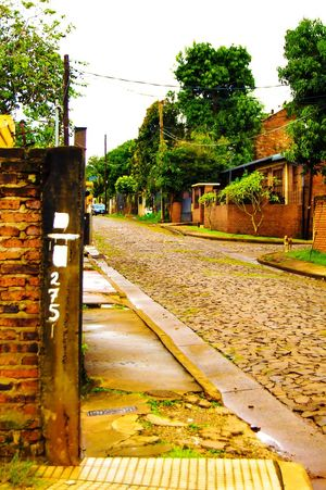 Posadas Misiones Argentina Cobblestone Streets Cobblestone Alley EyeEm Best Shots