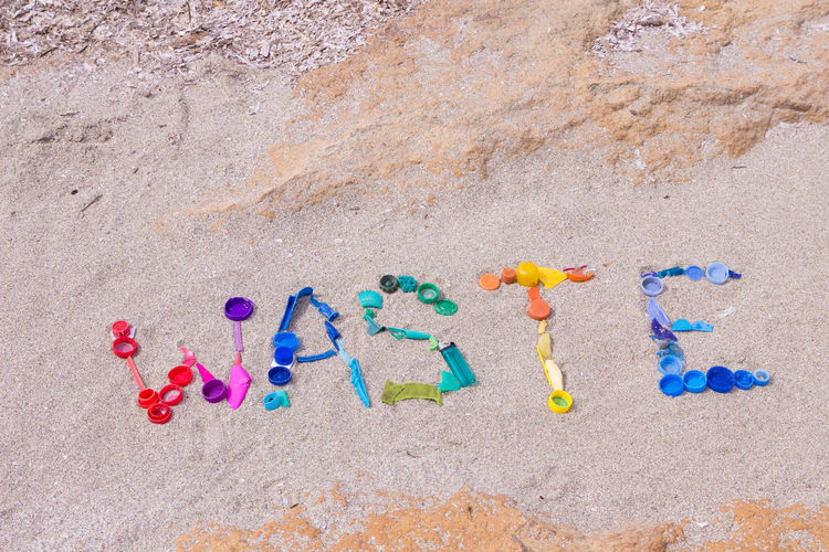 plastic waste from the ocean End Plastic Pollution Letters Plastic Bottle Pollution Of The Seas Word Beach Environment High Angle View Large Group Of Objects Message Multi Colored Nature No People Ocean Outdoors Plastic Plastic Garbage Plastic Waste Pollution Pollution Of The Environment Pollution Of The Sea Pollution Of The Water Sea Waste Water