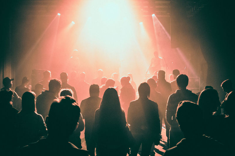 Smoke Arts Culture And Entertainment Audience Celebration Concert Concert Hall  Concert Photography Crowd Enjoyment Event Excitement Fun Illuminated Large Group Of People Music Music Festival Night Nightlife Performance Popular Music Concert Real People Stage Light Youth Culture EyeEmNewHere
