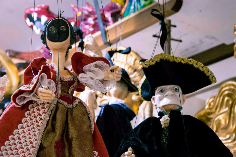 Puppets Arts