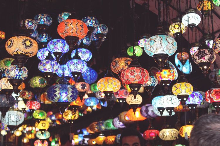 Lights Colourful Lamps Colourful Lights Hanging Lamps Lamps Indian Culture  Arts Culture And Entertainment India