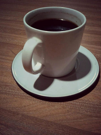 MAKE MY DAY Composition Strong Coffee Relaxing
