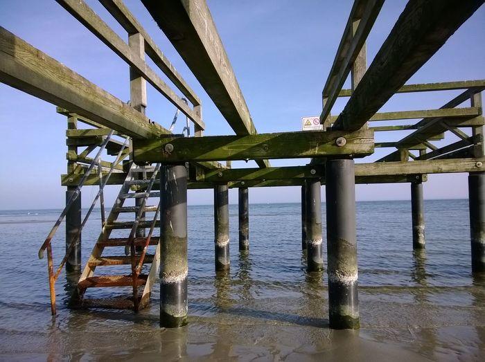 Beach Winter Baltic Sea