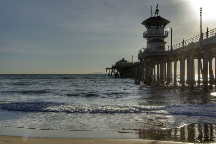 late afternoon Beach Beach Photography Blue Wave Horizon Over Water Huntington Beach Life Is A Beach Nature Pentax Pier Pier Reflections Sand Scenics Sea Sea And Sky Shore Sky Sky And Sea Sunset_collection Surf Tranquil Scene Water Water Reflections Wave Showcase April